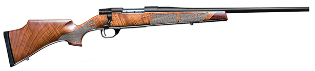 Weatherby Vanguard Camilla Rifle