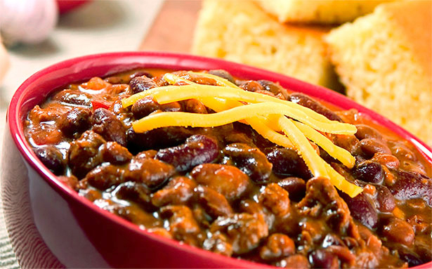 Western Chili with Venison