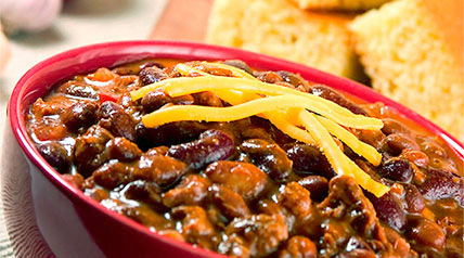 This Western Chili is a foolproof recipe from Jim Zumbo's cookbook.
