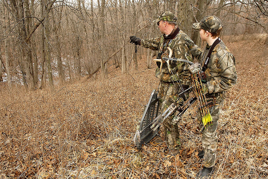Choosing the Right Stand Location for the Whitetail Rut