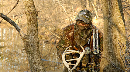 MLF and Bassmaster pro angler Greg Hackney shares old-school still-hunting tips for whitetail.