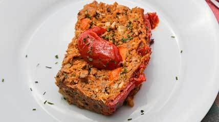 A healthier take on your classic meatloaf, this wild turkey and mushroom meatloaf recipe is made with a lean protein and a variety of vegetables.