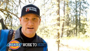 Work To Hunt presented by Dickies - Stand Location (Video)