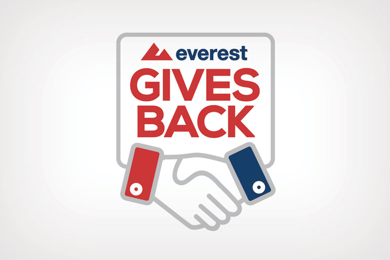 New Everest Marketplace Commits to Giving Back to Industry Non-Profits