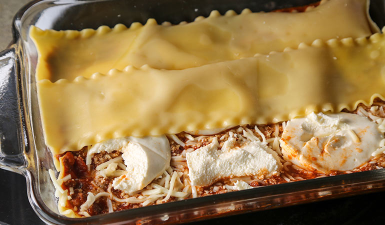 best venison lasagna recipe layers