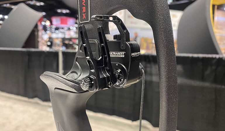 If you're in the market for some new accessories to add to your bow, here's a look at what's new at the 2020 ATA Show.