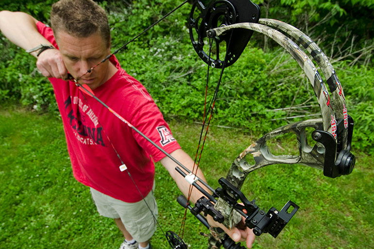 Untunable Bow? Nock Travel Could Be Your Problem