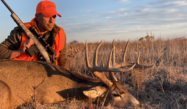 Western Oklahoma was the site for big deer and top-notch gear from Savage and Mossy Oak.