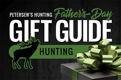 Looking for the perfect gift for the has-it-all dad? We have you covered; here are our top hunting-related Father's Day gift ideas.