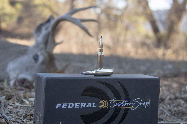 Review: Federal Terminal Ascent Hunting Ammo