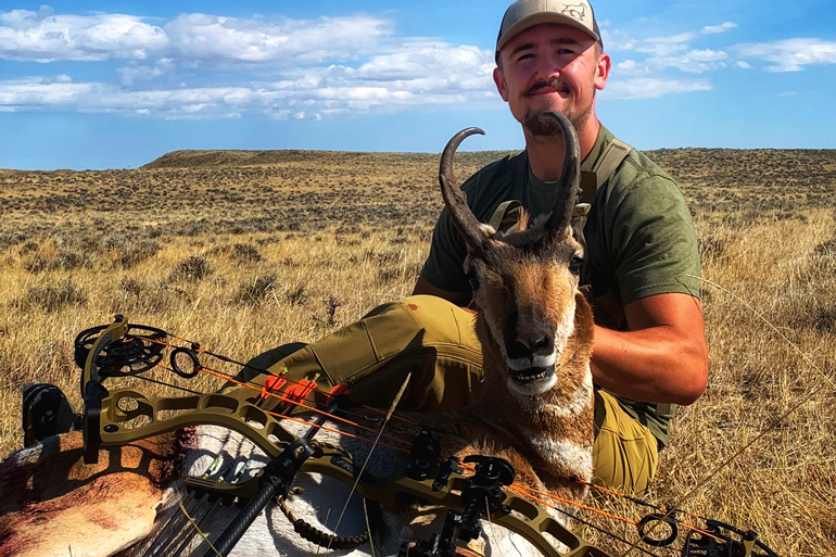 Overcoming Target Panic for Montana Pronghorn Success