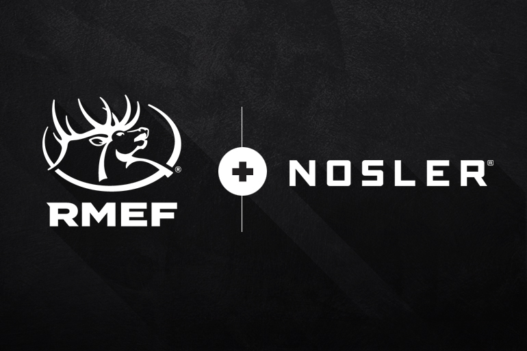 Nosler Expands Partnership with RMEF