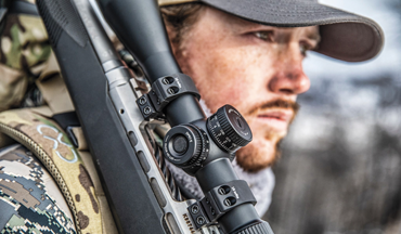 A lighter, brighter riflescope option for modern hunters.