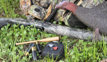 Setting up near a roosted springtime gobbler has never been easier.