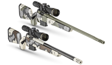 It's a cause for celebration when you pair today's brand new rifles with two of the most popular cartridge options.