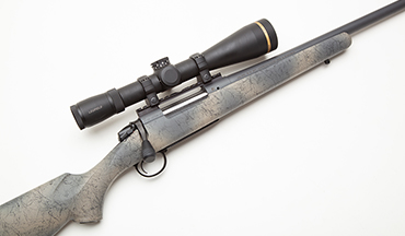 This rifle offers the features of higher-grade guns without all of the cost.