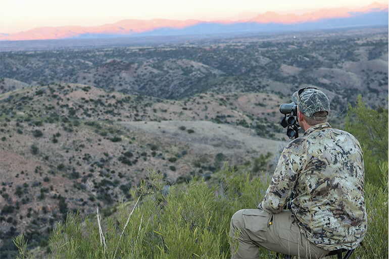 Chasing Coues Deer South of the Border