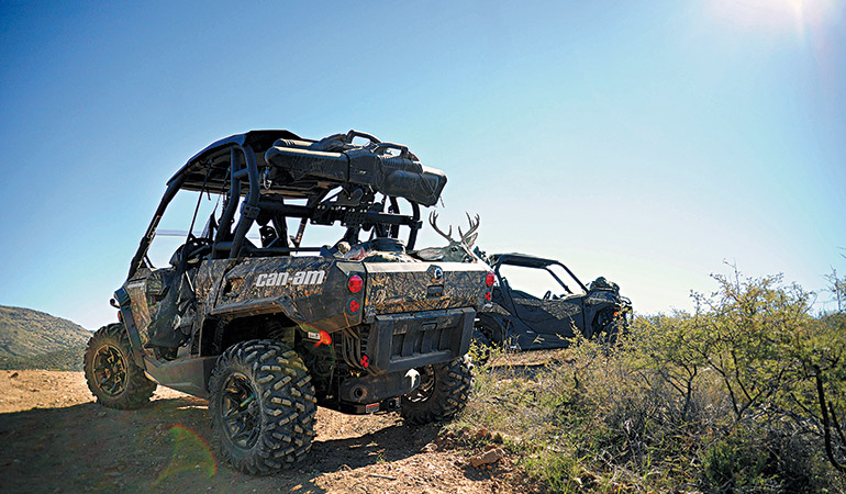 Riding Arizona's Desert Trails in Search of Coues Deer