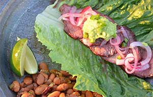 Use this citrusy, carne asada marinade recipe to add a Tex-Mex bite to venison steaks and flank meat.