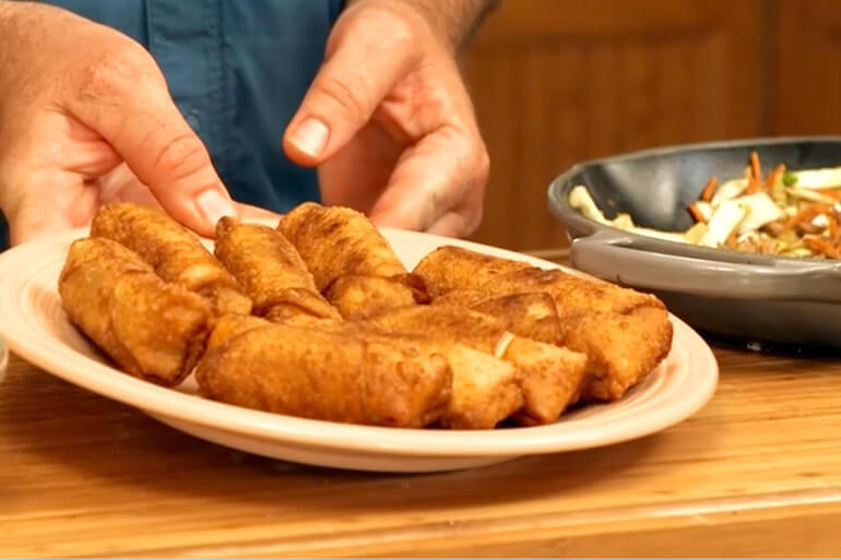 These pheasant egg rolls come together fast, making them a great choice for an afternoon snack, a tailgate appetizer or as a side dish with an Asian-inspired wild-game dinner.
