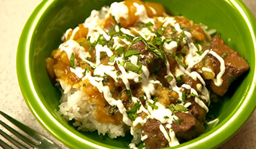 Hearty and flavorful, this venison curry recipe is simple to make and requires just a few ingredients you can likely find at your local store.