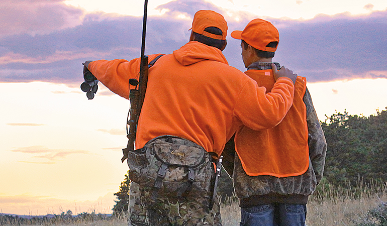 Why Hunting Isn't Going Away