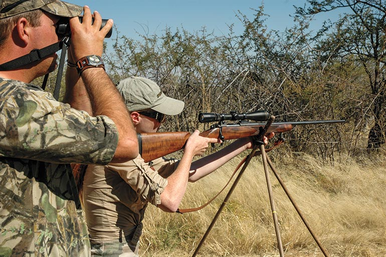 How to Choose Your First Hunting Rifle
