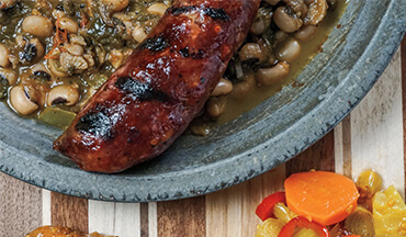 Making savory venison sausage isn't difficult. And while some might think the process of making sausage is time-consuming and cumbersome, it's all in perspective.