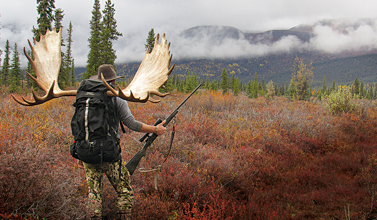 Tackling the Challenge of a DIY Alaskan Moose Hunt