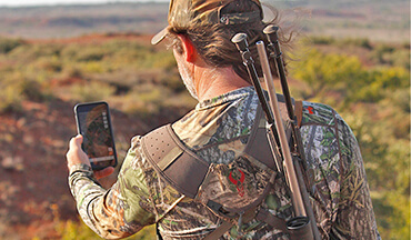 HuntWise is an advanced hunting smartphone app designed to give hunters the 'when' and 'where,' ultimately increasing the odds for a successful season.
