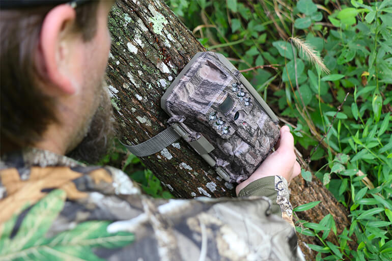 Moultrie X-6000 series cellular trail camera