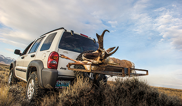 Load up the truck, fill the Thermos, and head West! Your guide to the best big-game destinations, public land info, pack essential and more.