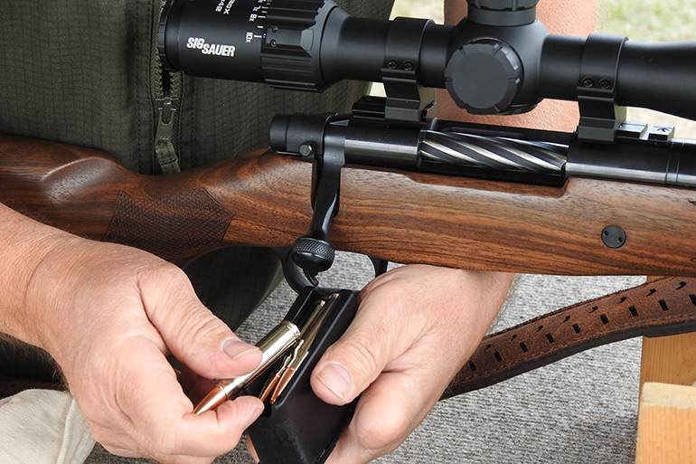 Rifle Review: Mossberg Patriot Revere