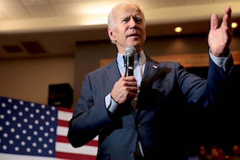 NSSF Responds to Biden's Call for Gun Control