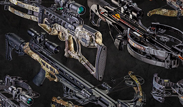 Crossbow technology, accuracy and power continue to advance with demand, and this year's crop is the most impressive yet; here's a look at the top five that caught our eye.
