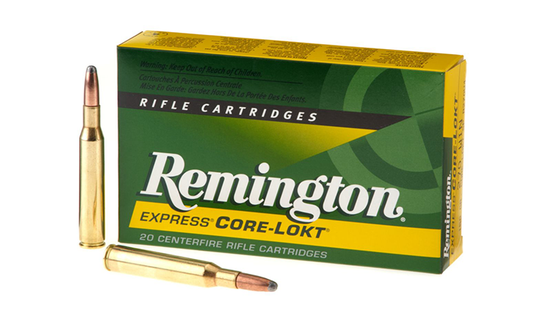 Remington Core-Lokt Centerfire Ammo
