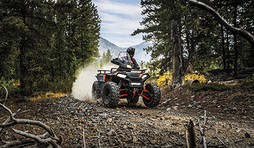 Check out the new fleet of off-road options for hunters.