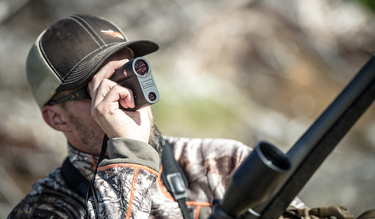 Bear Hunting Essentials: The Rangefinder