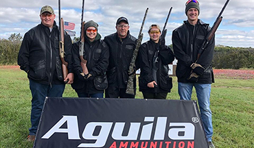 By breaking a total of 14,176 clays in a 12-hour period, Team CZ-USA bested the previous world record.