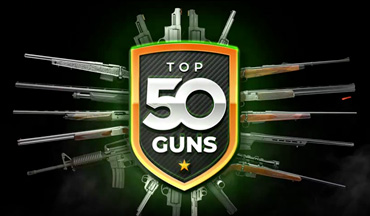 This three-part series of the top 50 firearms for hunting in the last 50 years is made up of the top 25 rifles, 15 shotguns and 10 handguns.