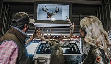 Technology is taking deer hunters, and their gear, into the future.