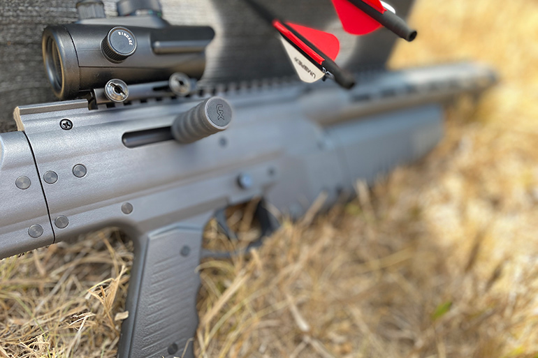 Umarex AirJavelin Arrow Rifle Review: Archery Untethered