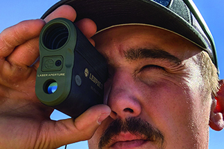 Trust your arrow's flight with Leupold's RX-Fulldraw 4 rangefinder.
