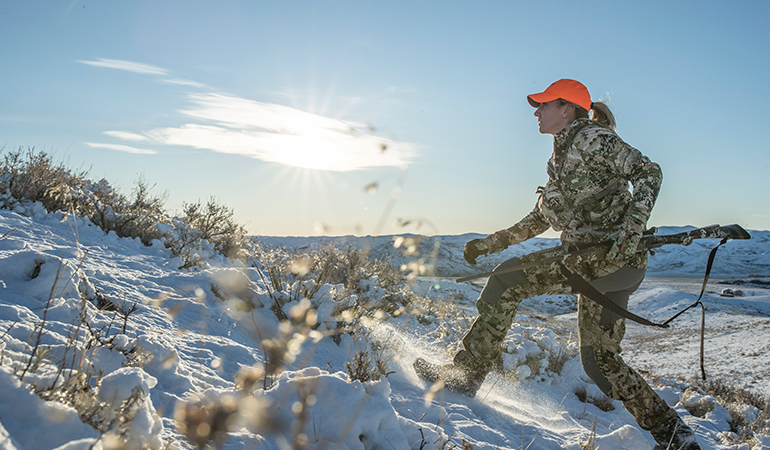 Fit to Perform: Weatherby Mark V Camilla Subalpine Review