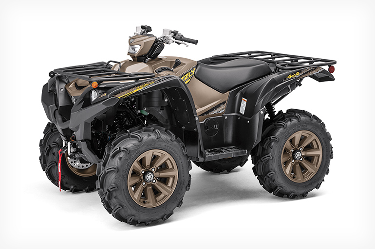 Yamaha Grizzly EPS XT-R