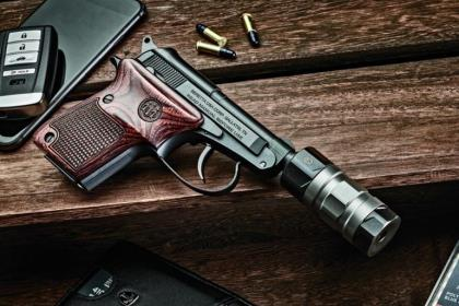 Beretta's diminutive 21A Bobcat and 3032 Tomcat converts are easy-shooting concealed-carry semiauto pistols.