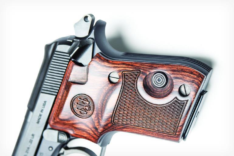 Beretta 21A Bobcat and 3032 Tomcat magazine release
