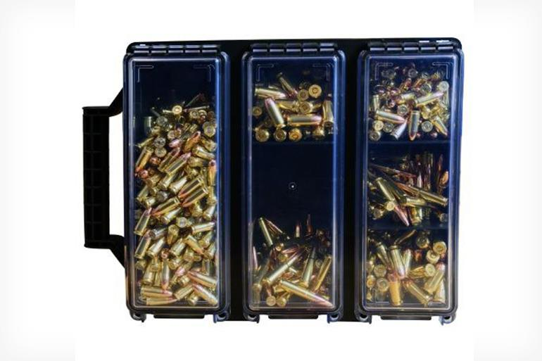 With consumers buying and stocking up on ammo, Berry's has decided to focus on ammo storage with the Tri-Can and 200 Series additions.