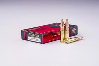 Black Hills is expanding their successful Dual Performance Ammo line with .300 Blackout and 6.5 Creedmoor additions.