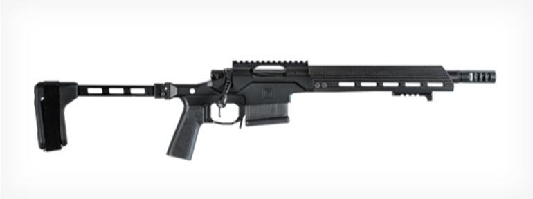 Christensen Arms Modern Precision Pistol (MPP) Side View